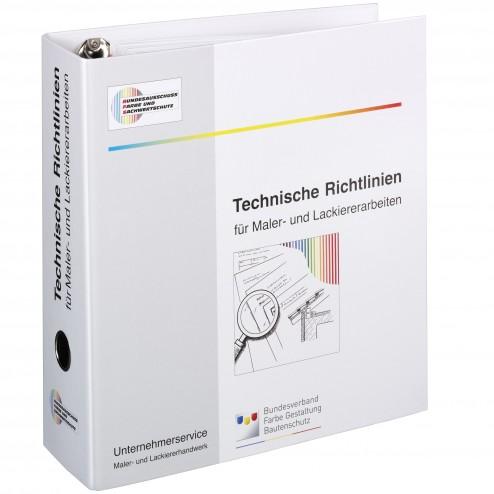 Gesamtausgabe Technische Richtlinien (Sammelordner 2019)