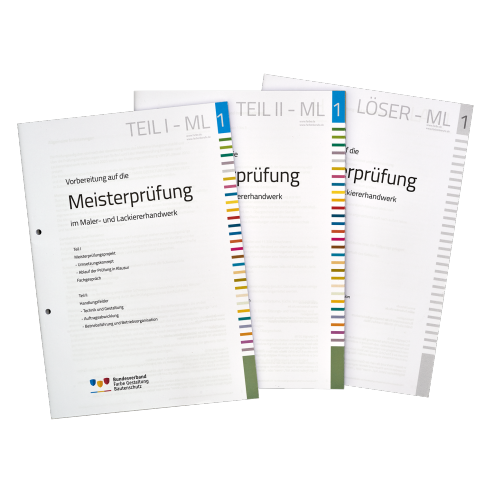 Vorbereitung zur Meisterprüfung im Maler- und Lackiererhandwerk Schwerpunkt: Maler