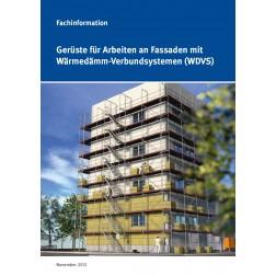 Fachinformation - Gerüste für Arbeiten an Fassaden