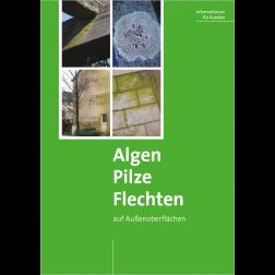 Algen Pilze Flechten auf Außenoberflächen (2020) (DOWNLOAD)