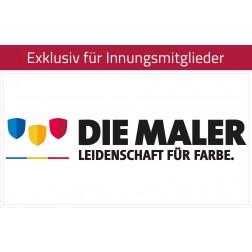 Transfer-/Übertragungsfolie Maler - Leidenschaft 40x21,5 cm