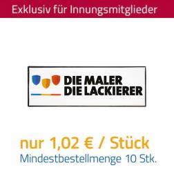 """Pins """"Die Maler Die Lackierer"""""""