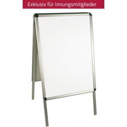 Aufsteller A1 / ohne Plakate