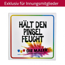 """Kondome """"Hält den Pinsel feucht"""""""