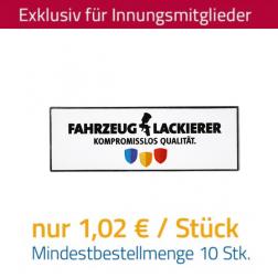 """Pins """"Fahrzeuglackierer"""""""
