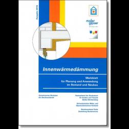 Innenwärmedämmung – Merkblatt für Planung und Anwendung im Bestand und Neubau
