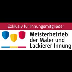 """Logo """"Meisterbetrieb der Maler und Lackierer Innung"""""""