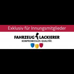 """Logo """"Fahrzeuglackierer"""""""