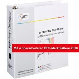 Gesamtausgabe Technische Richtlinien (Sammelordner 2016)
